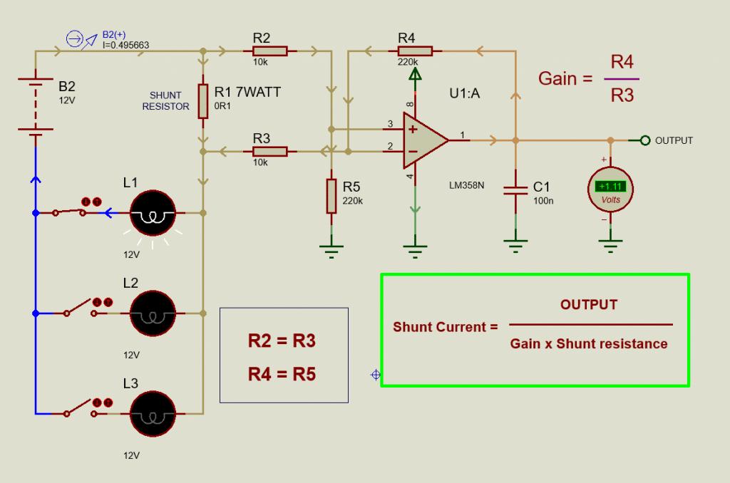 current sensing circuit