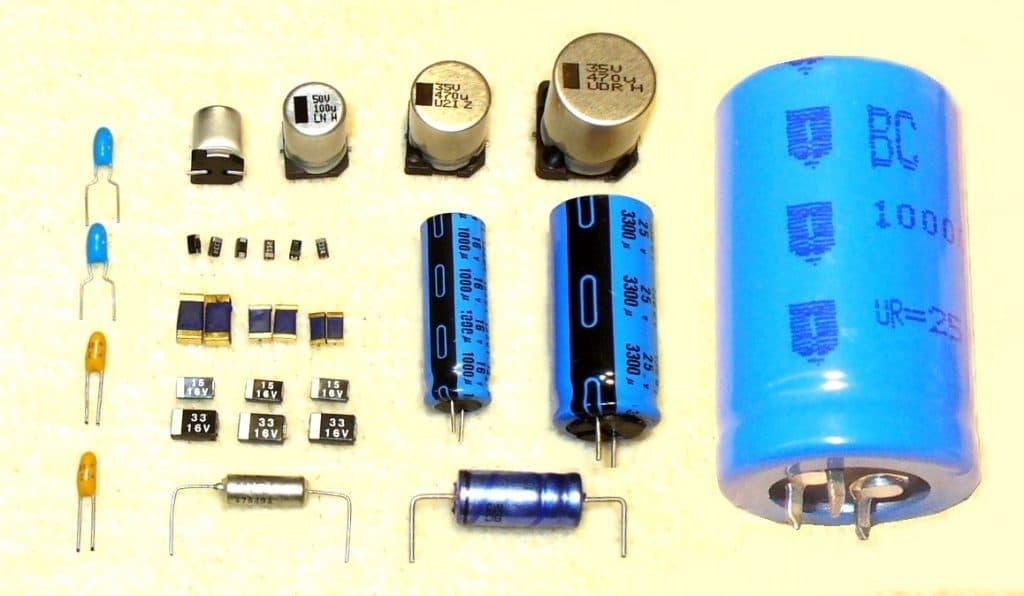 all capacitor tools and calculators