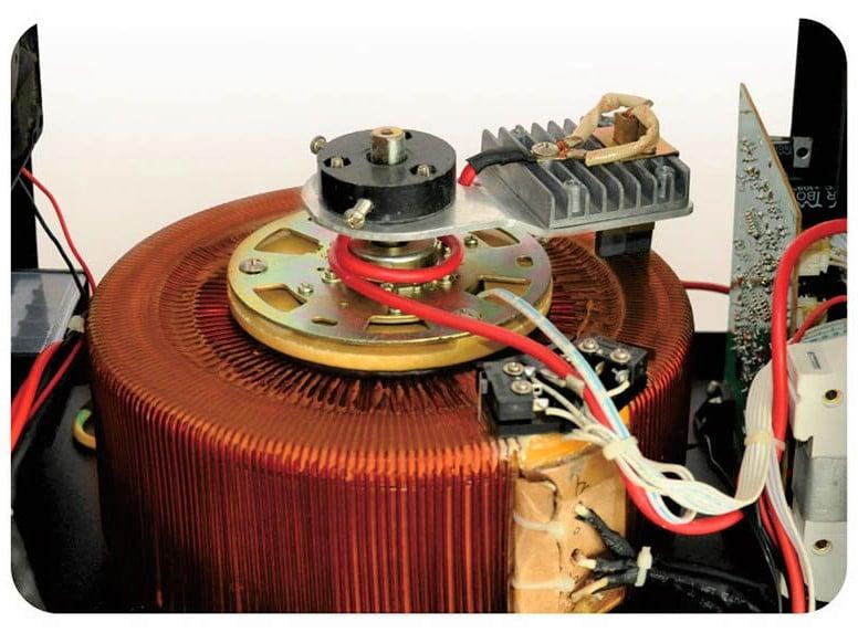servo voltage stabilizer transformer